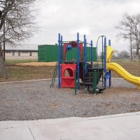 Play Area at Bastrop County Park