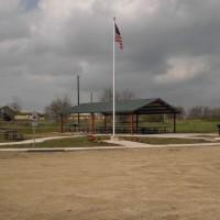 Pavilion at Bastrop County Park