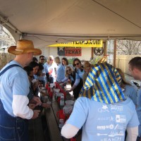 Brewing Hope Austin Pub Crawl Event at Tiniest Bar in Texas