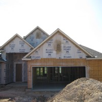 New Home in Lakeway Texas Prior to Framing Inspection