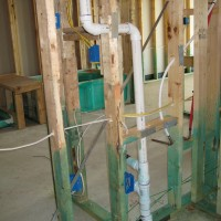 Wiring, Piping and Framing of a New Home in Lakeway, Texas