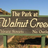 Picture of the entrance to The Park at Walnut Creek in North Austin