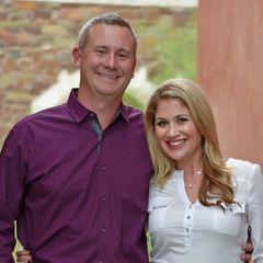 Photo of Ensor Real Estate Group's founding partners: Joe and Shannon Ensor