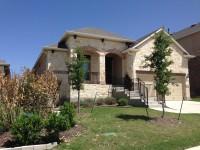 Home elevation examples in Sendero Springs