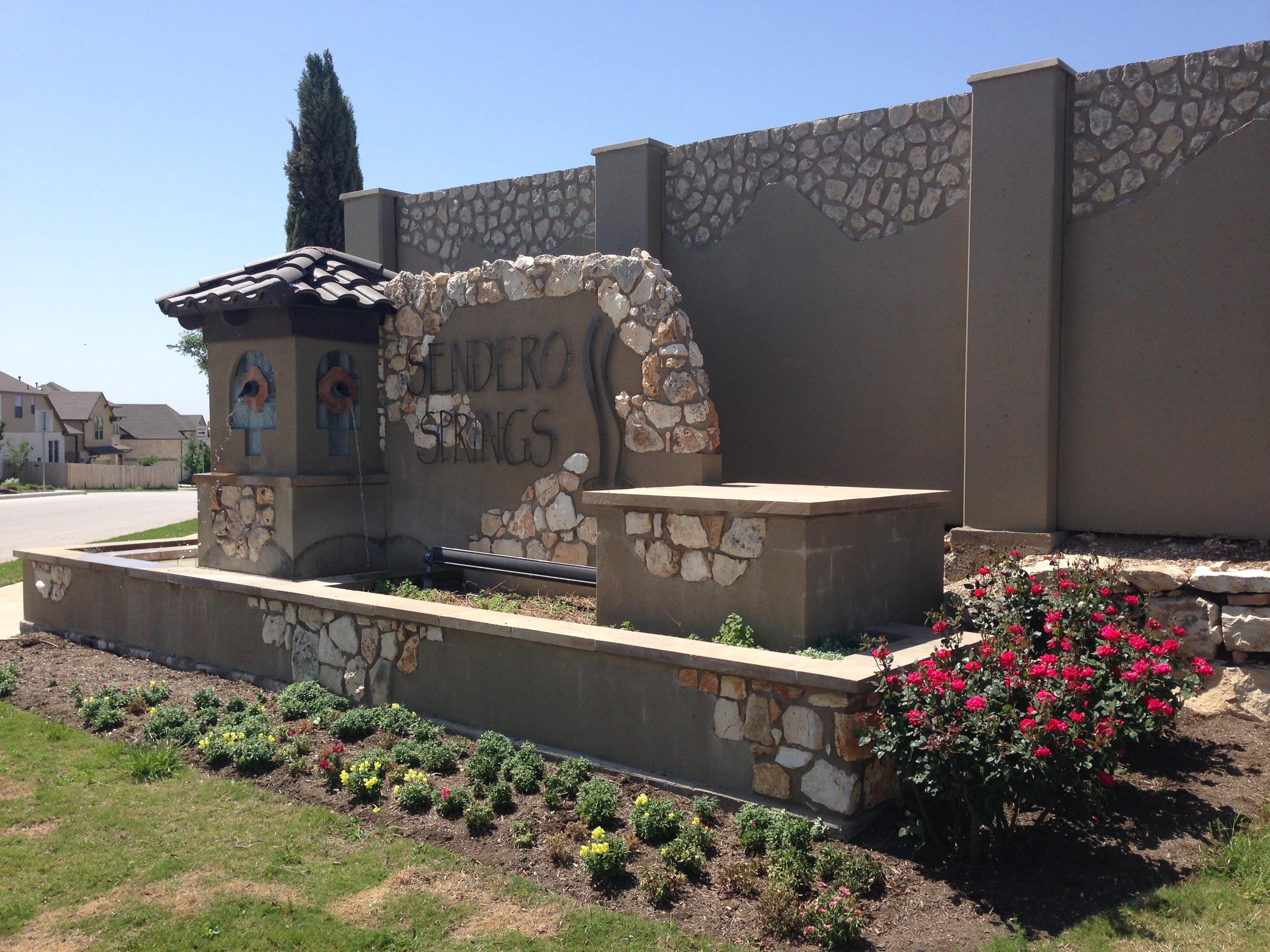 Entrance to Sendoro Springs