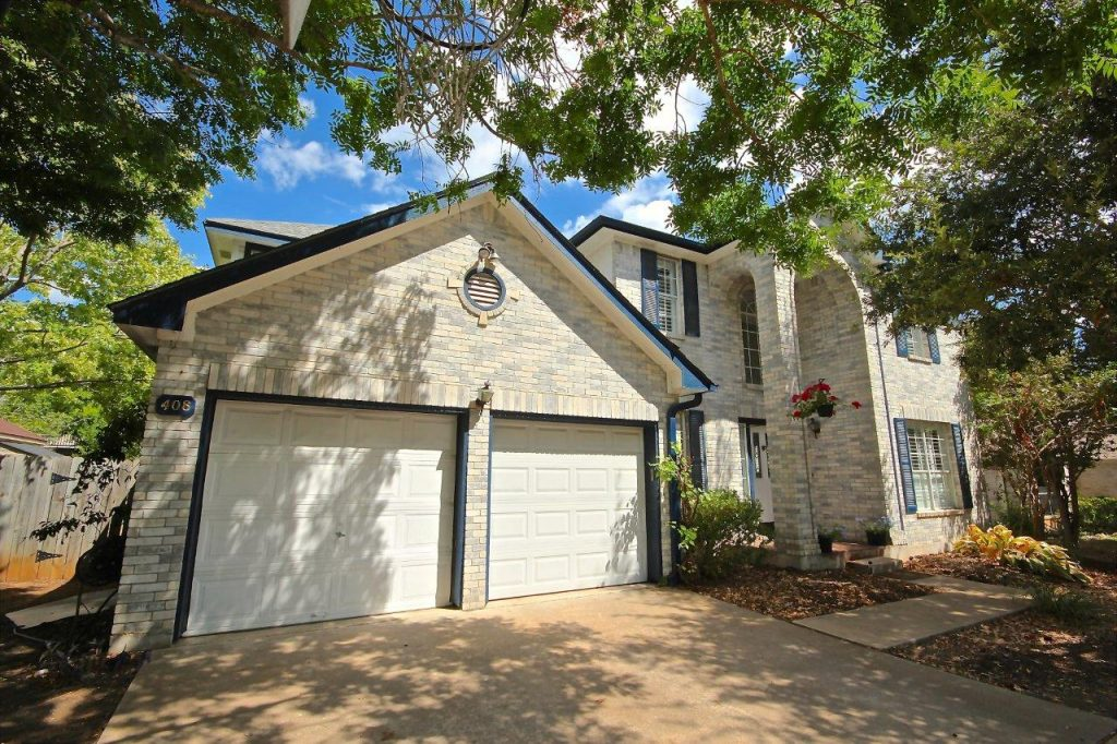 We Just Listed 408 Cripple Creek Rd, Cedar Park TX 78613!