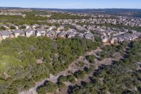Steiner Ranch - Aerial View of Greenbelt